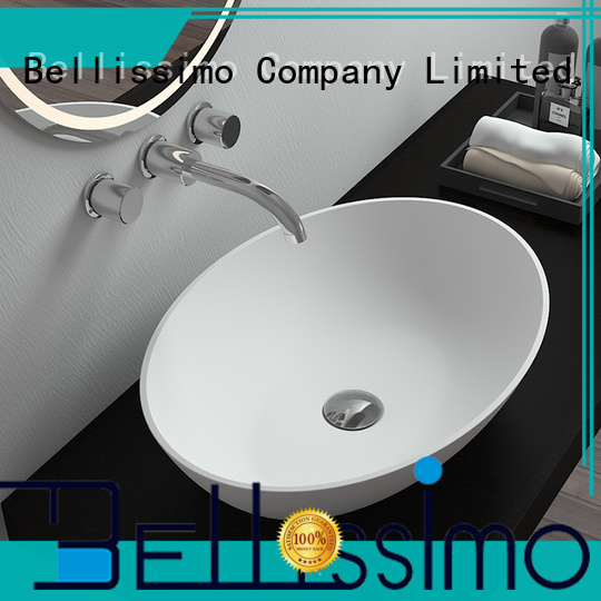 special solid surface vanity tops bath for hotel