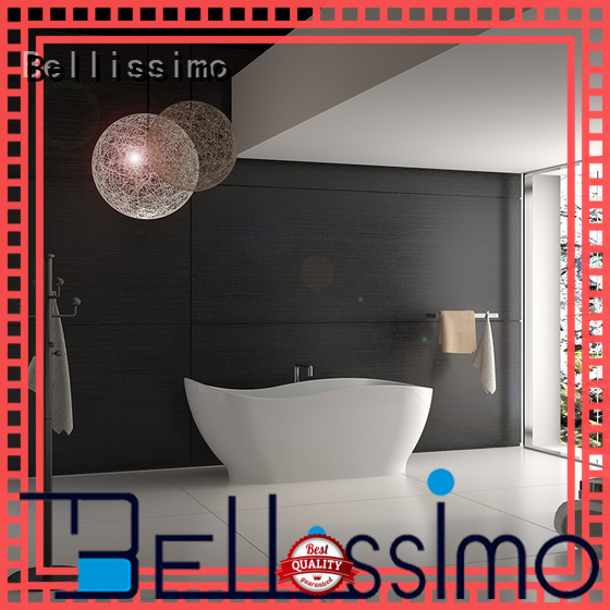 Bellissimo unique bathtub reviews with faucet for hotel