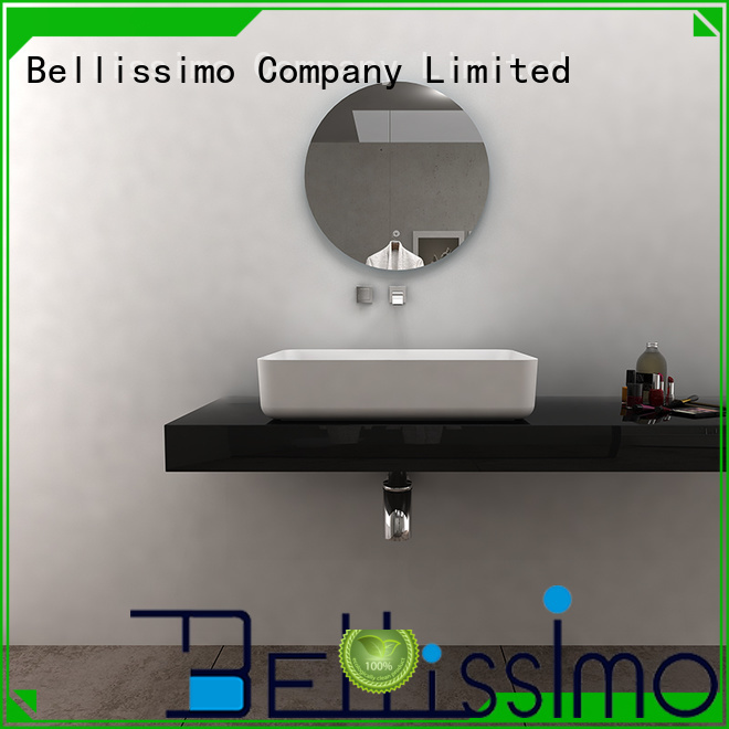 Wholesale design countertop basin bs8344 Bellissimo Brand