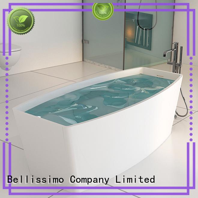Stone tub european Bulk Buy oval Bellissimo