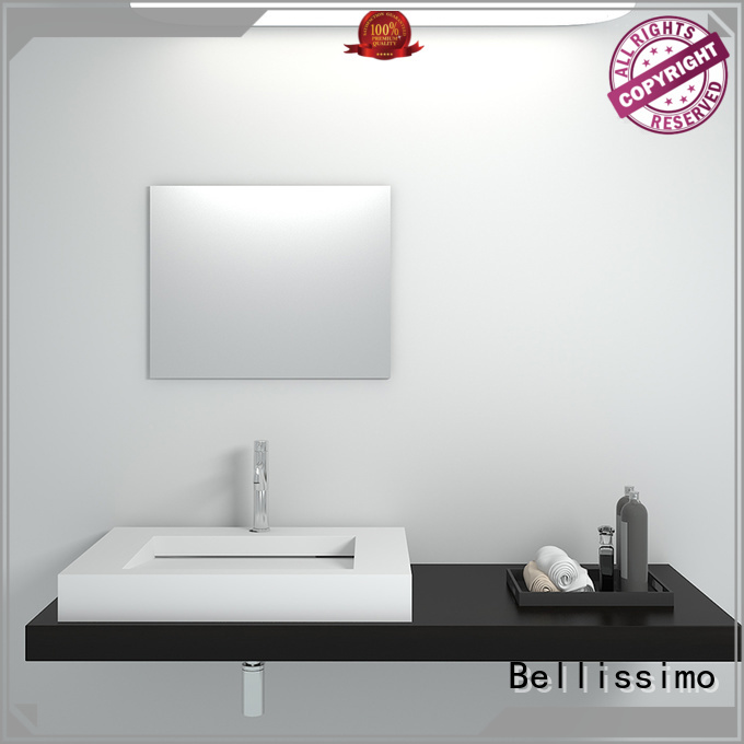 Bellissimo Brand art style countertop basin bs supplier