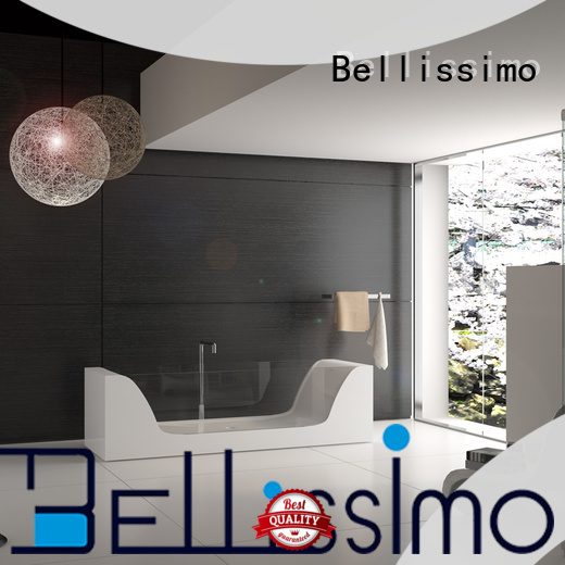 Bellissimo european free standing bathtub with faucet wholesale