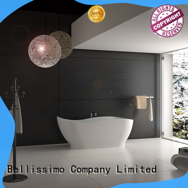 Bellissimo freestanding bathtub faucet with faucet for hotel